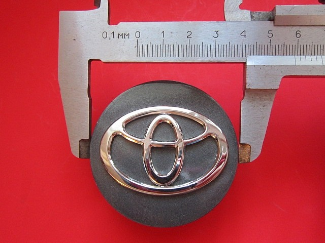 Внешний диаметр колпачка