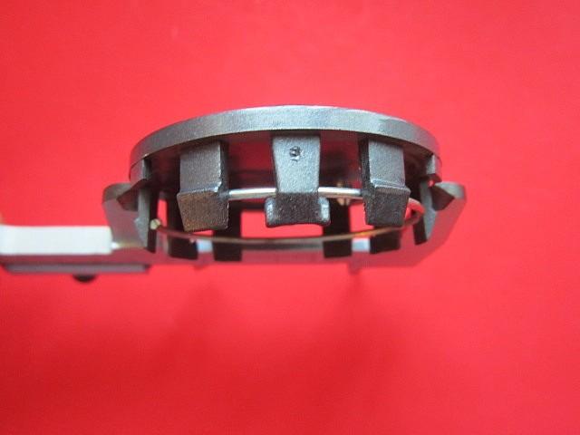 Посадочный диаметр колпачка - 56 мм