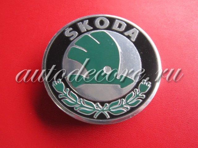 колпачок диск skoda 601149