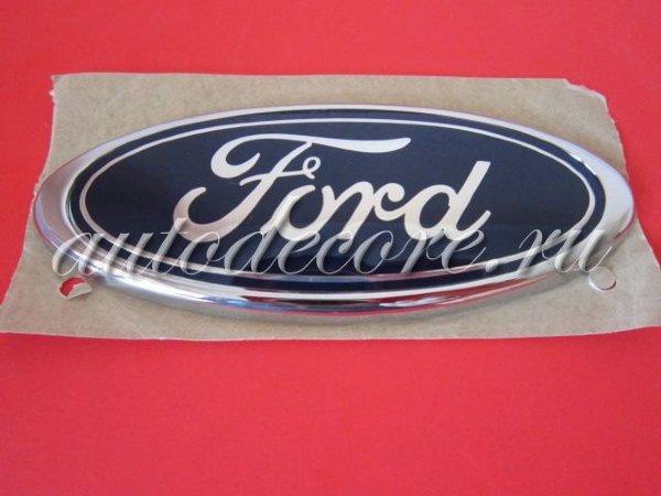 Шильдик Форд Фокус 1 на дверь багажника купить онлайн. | Autodecore.ru