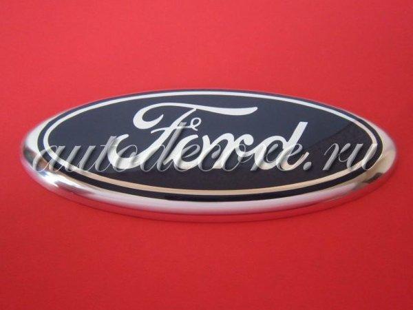 Эмблема Форд Фокус 2 на багажник, Форд Фокус 3 задняя купить онлайн | Autodecore.ru