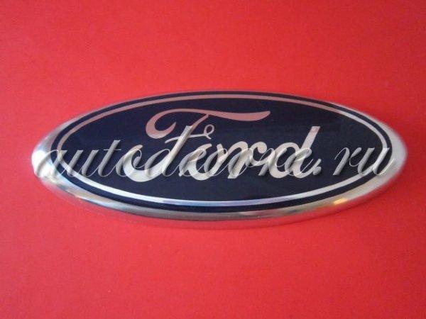 Задний шильдик Форд Фокус 2 рестайлинг, оригинал. Гарантия качества. | Autodecore.ru