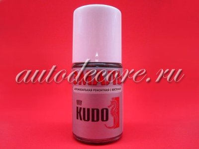 KUDO Кисть Chevrolet 70U Red Rock металлик