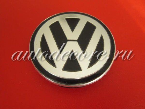 Колпачок для диска Volkswagen black (60/55-57/10)